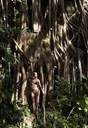 Title: Monyca In the Trees Surfer: Byrne-Wickey, Monyca Type: Portraits