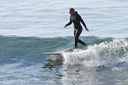 Title: Ashley Walks to the Nose Surfer: Lloyd, Ashley Type: Action