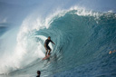 Title: Nathan Pipeline Surfer: Fletcher, Nathan Type: Barrel