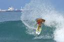 Title: Paige Backside Snap Surfer: Hareb, Paige Type: Action
