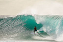 Title: Parko at Backdoor Surfer: Parkinson, Joel Type: Barrel