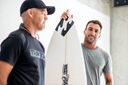 Title: Parko with JS and Board Surfer: Parkinson, Joel Type: Portraits