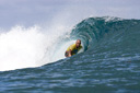 Title: Pat In the Barrel Surfer: Millin, Pat Type: Barrel
