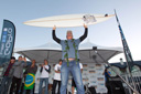 Title: Peter Wins at Mavericks Surfer: Mel, Peter Type: Portraits