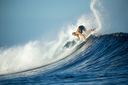Title: Richard Backside Hack Location: Fiji Surfer: Christie, Richard Type: Action