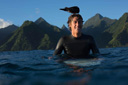 Title: Burch Bird Portrait Location: Tahiti Surfer: Burch, Ryan Type: Lifestyle