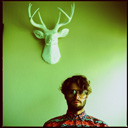 Title: Sterling Deer Head Portrait Surfer: Spencer, Sterling Type: Portraits