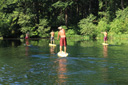 Title: Oregon River Paddle Location: Oregon Photo Of: stock Type: Stand Up Paddle