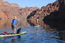 Title: SUP River Paddle Location: Nevada Photo Of: stock Type: Stand Up Paddle