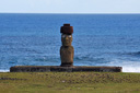 Title: Easter Island Head Photo Of: stock Type: Tourism