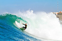 Title: Tiago Pulling In Surfer: Pires, Tiago Type: Action