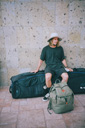 Title: Wade Travel Surfer: Goodall, Wade Type: Lifestyle