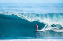 Title: Wardo Backdoor Barrel Surfer: Ward, Chris Type: Barrel