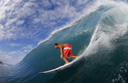 Title: Wardo Backdoor Location: Hawaii Surfer: Ward, Chris Type: Barrel